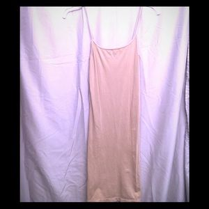 Cami style cling slip